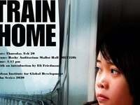 Polson Film Series 2020: Last Train Home