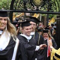 157th Undergraduate and Graduate Commencement