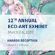 Eco Art Exhibit and Reception