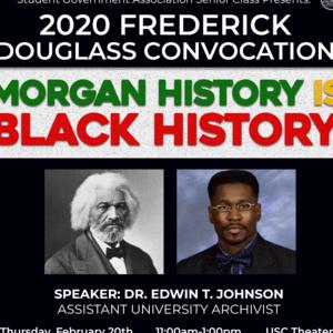 Frederick Douglass Convocation