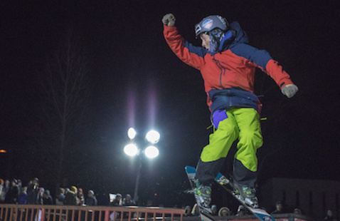 11th Annual Rail Jam