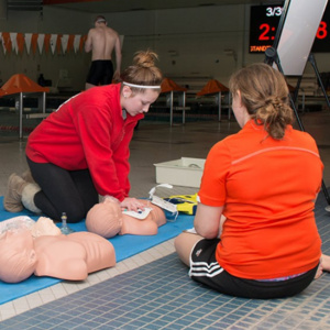 Canceled - Adult and Pediatric First Aid/CPR/AED