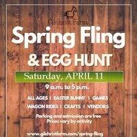 Spring Fling & Egg Hunt