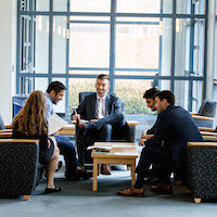 Master's in Management (M2) Lunch & Learn Info Session