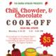 Chili, Chowder, & Chocolate Cook-Off
