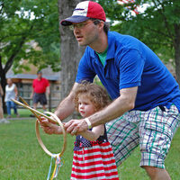 CANCELED.  Independence Day Celebration: Colonial Field Day and Free Tours