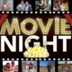 Movie Night featuring Raising Arizona
