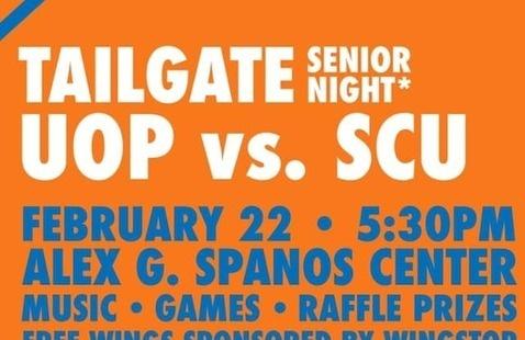 Men's Basketball Tailgate: Senior Night