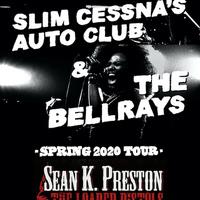 Slim Cessna's Auto Club & The BellRays, Sean K Preston & The Loaded Pistols @ The Metro Gallery