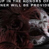 CANCELED - Honors House Masquerade Mystery Dinner