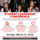 Student Leadership Conference Flyer
