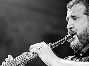 CANCELED: Jazz at Holmes: Saxophonist Rob Denty with Tim Mulvenna