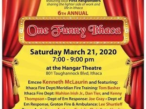 Cancer Resource Center's 6th Annual One Funny Ithaca