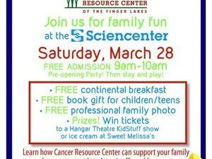 Cancer Resource Center 'Cares About Families' Launch Party