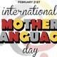 International Mother Language Day Tabling