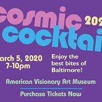 The Baltimore Sun and its sponsors are proud to present the 21st Annual Cosmic Cocktail Party!
