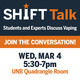 SHIFT Talk - Students and Experts Discuss Vaping