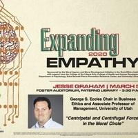 Expanding Empathy Speaker Series: Jesse Graham