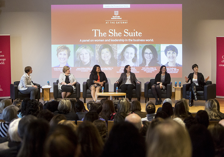 Leadership Perspectives: 'She Suite'