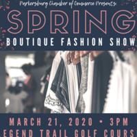 Spring Boutique Fashion Show