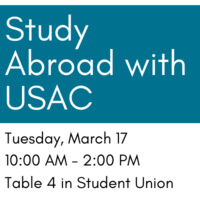 Study Abroad with USAC