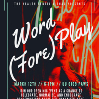 Canceled: Word (Fore)Play