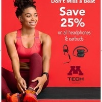 UMC Bookstore Headphone & Earbud Sale