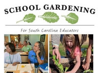 School Gardening for SC Educators