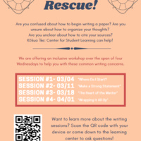 Writing Rescue!