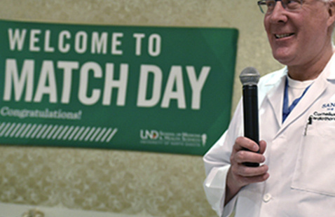 Medical Student Match Day