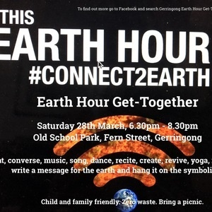 Gerringong Earth Hour Get-Together