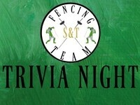 S&T Fencing Trivia Fundraiser!