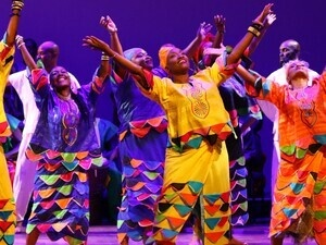 KanKouran West African Dance Company: Workshop and Performance