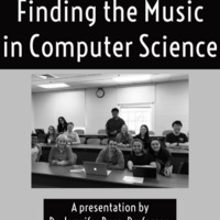 Finding the Music in Computer Science
