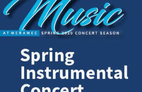 Meramec Music Presents: Spring Instrumental Concert