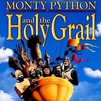 Dinner and Movie: Monty Python and the Holy Grail
