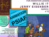 Scooby Doo, Where Are You! 50th Anniversary Art Exhibit and Fundraiser