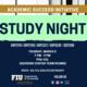 ASI Study Night