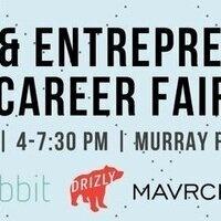 Startup + Entrepreneurship Career Fair