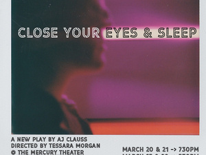 Close Your Eyes & Sleep