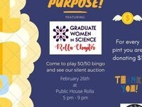 """Pints for a Purpose""  GWIS Rolla @ Public House"