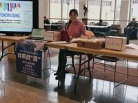 The donation event occurred on February 64h. The volunter names Jackie.