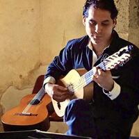 Classical Guitarrist Javier Hernandez in Concert