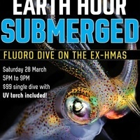 Earth Hour Submerged with Sunreef