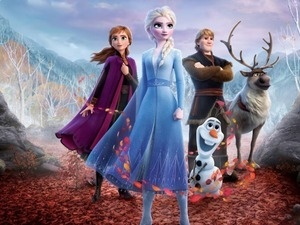 Featured event photo for Film Board Presents: Frozen 2