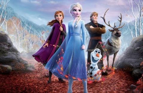 Film Board Presents: Frozen 2