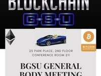 Blockchain Club - General Body Meeting