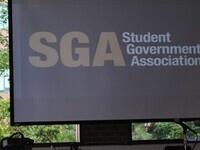 SGA Election Tabling