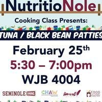 NutritioNOLE Cooking Class