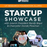 UT Research Foundation Alumni Startup Showcase